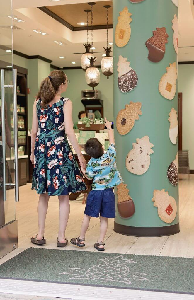 Photo of Honolulu Cookie Company at Waikiki Beach Walk is a favorite shop in Waikiki.