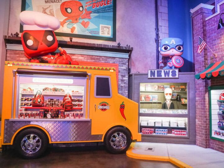 Funko HQ Tips for a Fun Seattle Family Activity