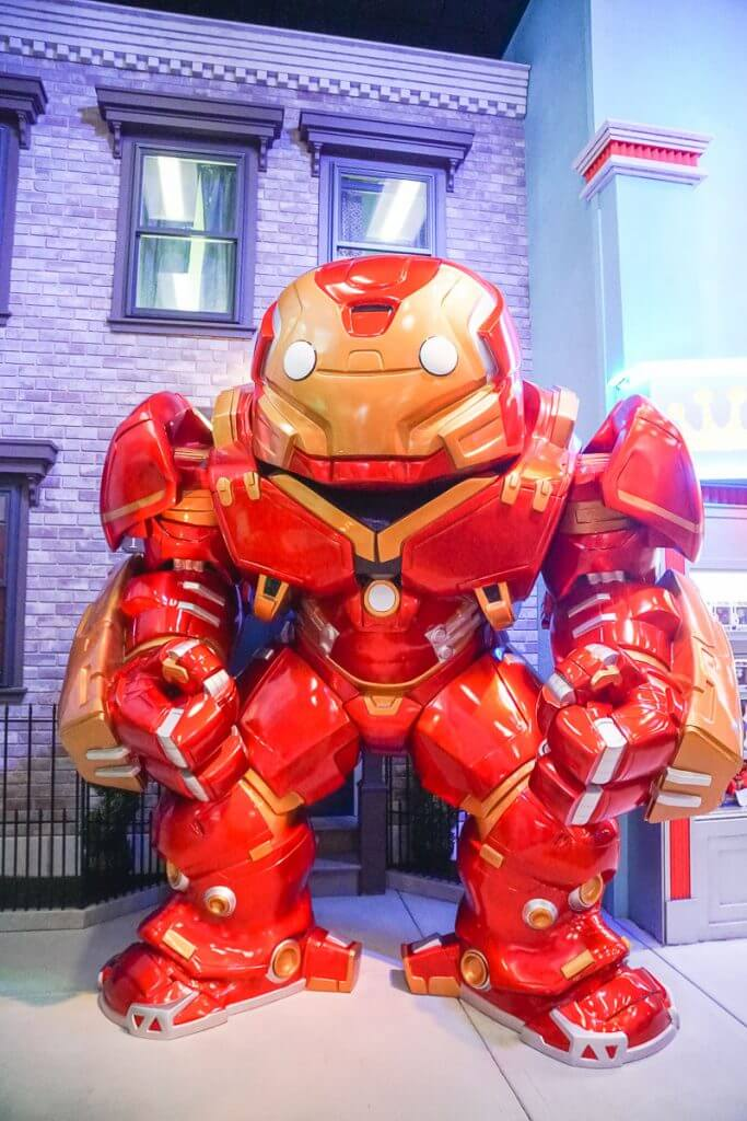 Photo of Ironman at the Funko Headquarters in Everett, WA near Seattle #ironman #marvel #marveluniverse #marvelcomics #funko #funkohq #everettwa #seattle #pnw