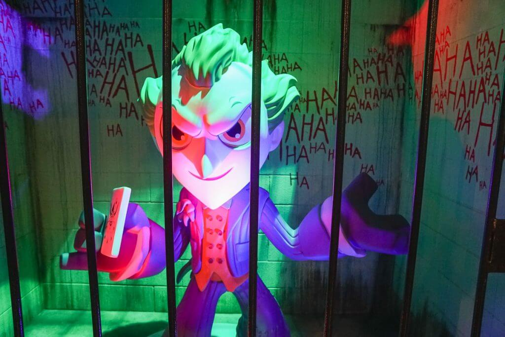 Photo of the Joker at Funko HQ in Everett, WA near Seattle #joker #batman #dccomics #everettwa #funko #funkohq