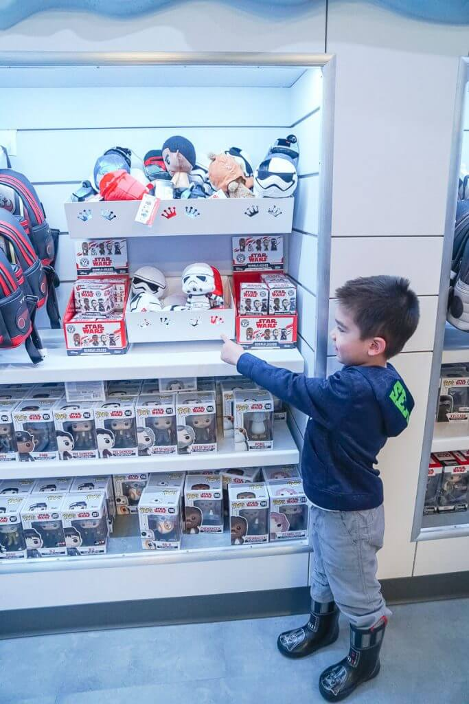 Star Wars section of the Funko Headquarters in Everett, Washington near Seattle, WA #starwars #funko #funkohq #snohomish #seattle #everettwa