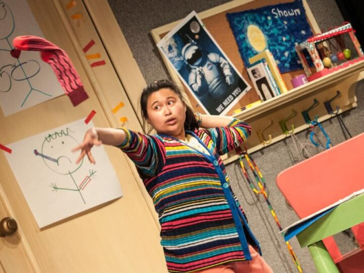 The Lamp is the Moon at Seattle Children's Theatre #seattlechildrenstheatre #sct #seattle #seattlecenter