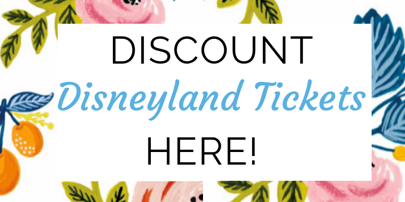 20 Essential Tips on How to Save Money at Disneyland featured by top US Disney blogger, Marcie and the Mouse