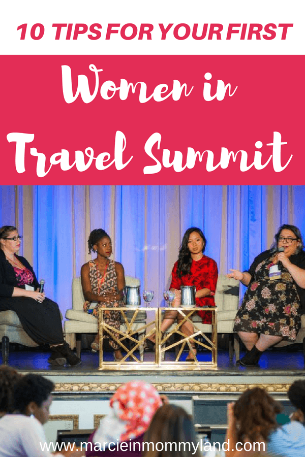 Are you attending the Women in Travel Summit for the first time? Get my top tips for your first WITS travel blogging conference #wits18 #travelblogger #writetotravel #travelwriter #blogconference