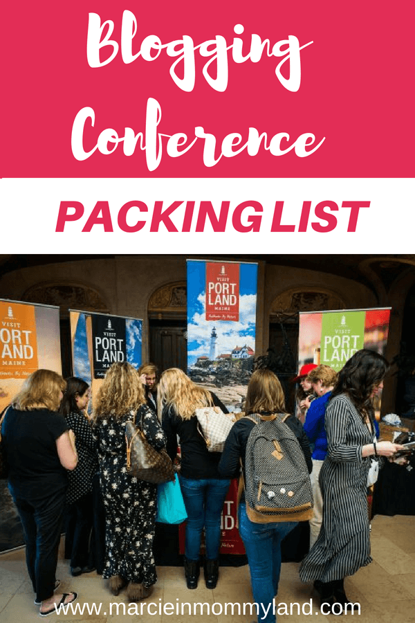 Heading to your first Women in Travel Summit? Find out what to bring to the conference #wits18 #womenintravelsummit #packinglist #bloggingconference #blogconference