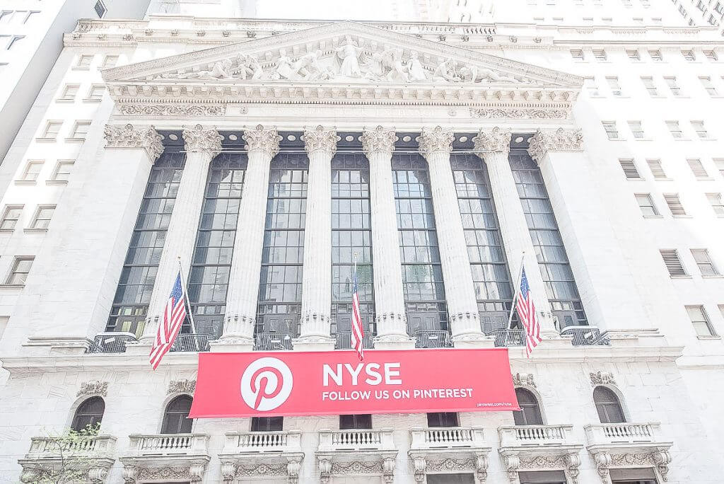 Photo of the New York City Stock Exchange in NYC #nyse #nyc #newyorkstockexchange #nycattraction