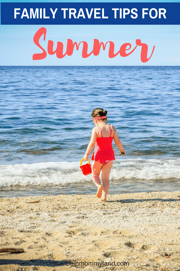 Family travel tips for summer vacation as written by families from the National Children's Cancer Society #familytraveltips #summerbreak #summervacation
