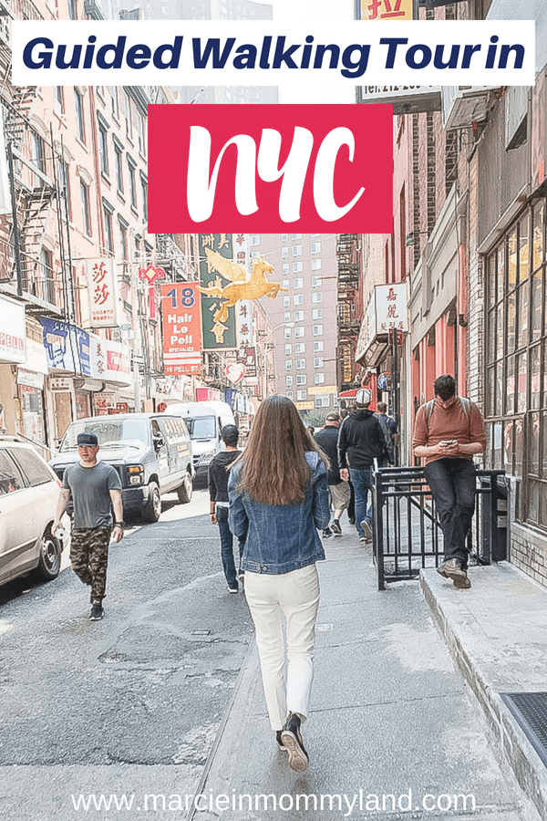 Choosing the right New York City walking tour can be hard. See my thorough review of the NYC in a Day guided tour of New York City through Real New York Tours #nycwalkingtour #nycguidedtour #nycsightseeing #thingstodoinnyc #thingstoseeinnyc