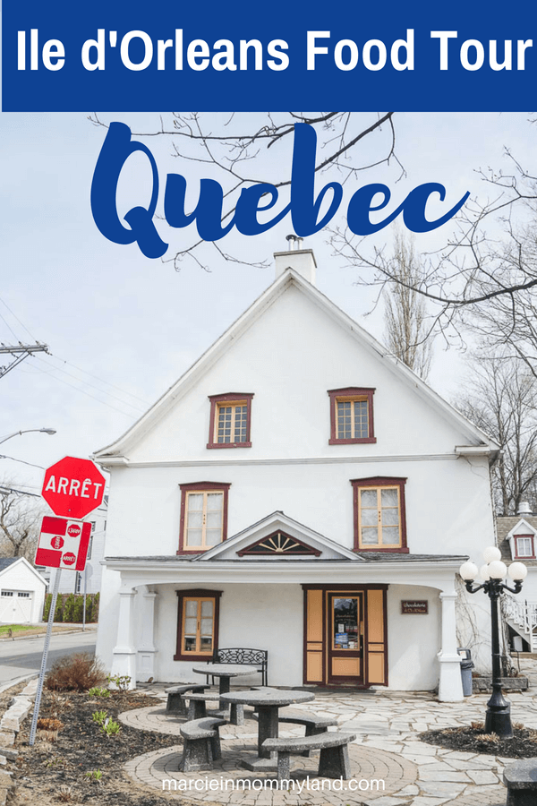 Ile d'Orleans Food Tour in Quebec, Canada #iledorleans #foodtour #quebecregion #explorequebec