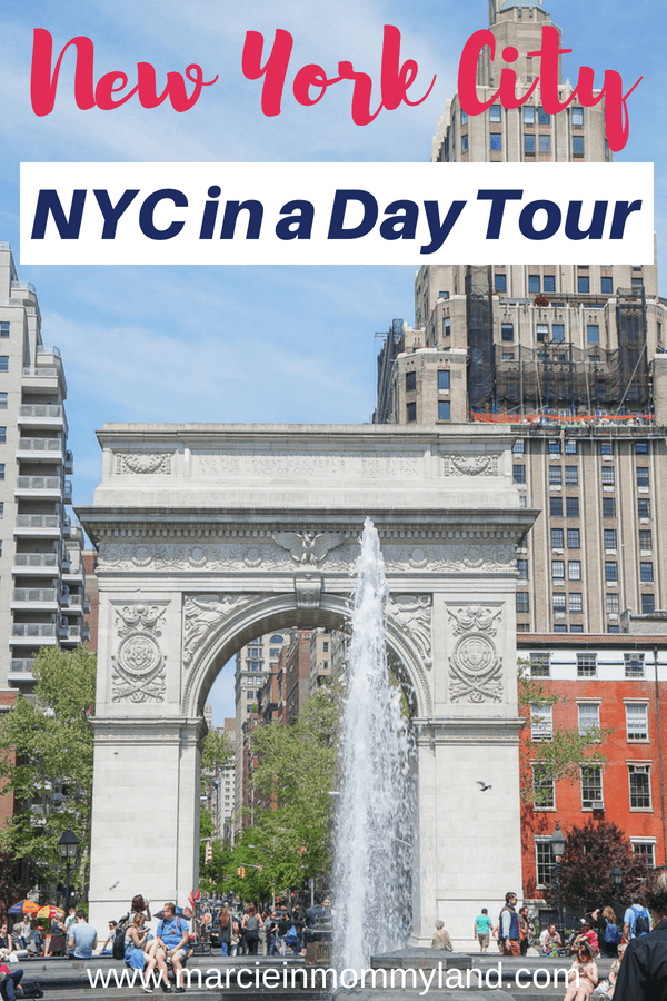 See Manhattan's top sights on Real New York Tours' NYC in a Day sightseeing tour of New York City #nycinaday #tourofnyc #tourofnewyorkcity #nycattractions #nycsightseeingtour