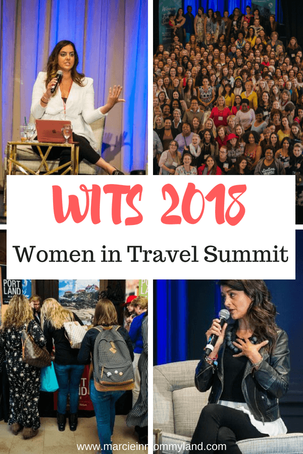 The Women in Travel Summit is a blogging conference for women travel bloggers #wits18 #womenintravelsummit #travelblog #travelblogging #travelblogger