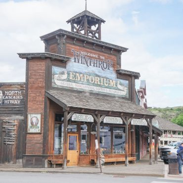 Family Weekend Getaway to Winthrop, WA: A Wild West Town