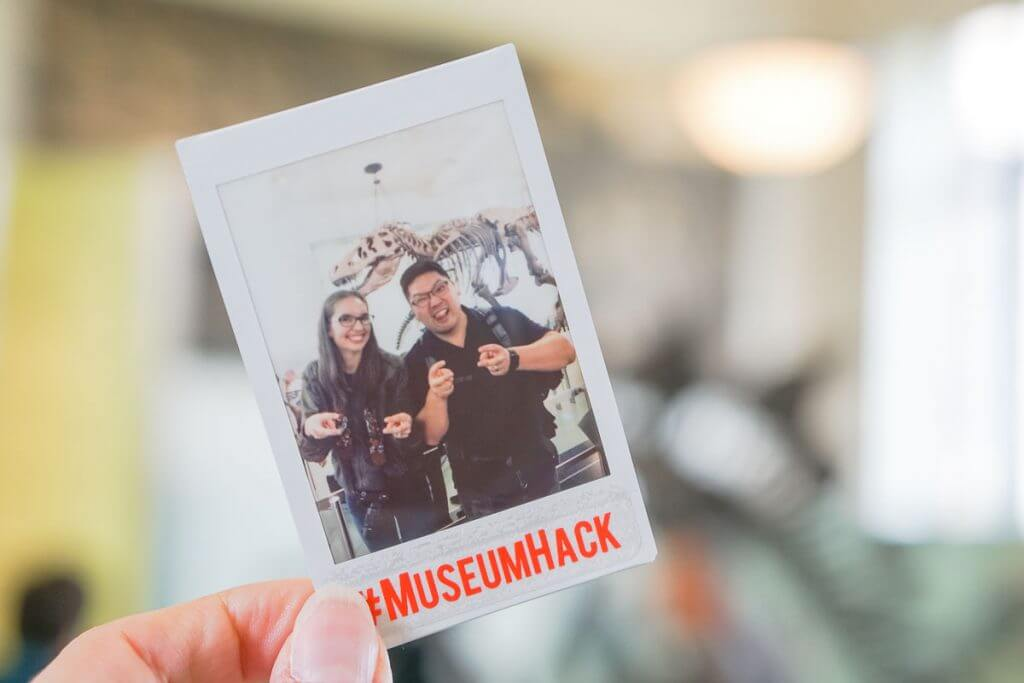 Photo of Museum Hack tour at the American Museum of Natural History in New York City #amnh #americanmuseumofnaturalhistory #nyc #newyorkcity #museumhack