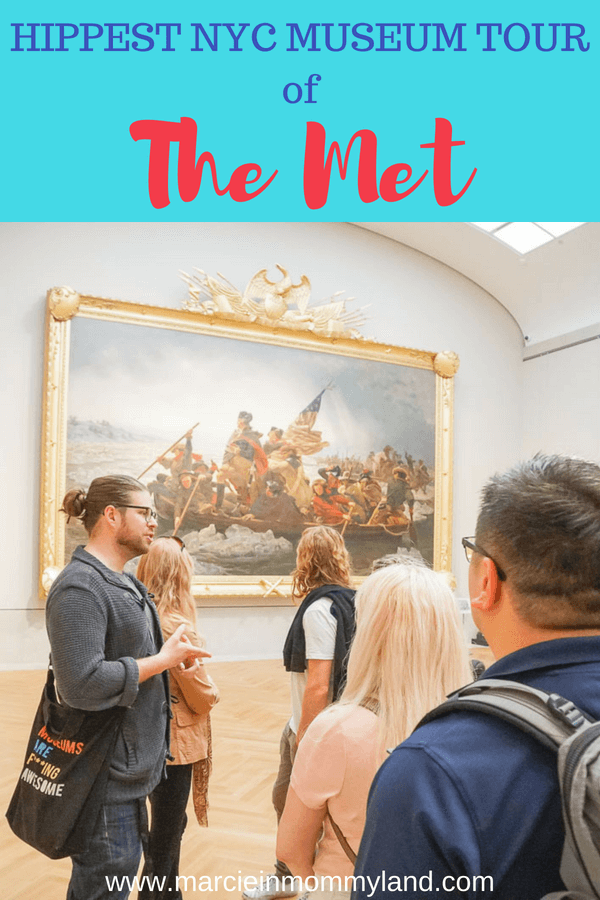 Looking for fun things to do in New York City? This Un-Highlights Tour of The Metropolitan Museum of Art is one of the best things to do in NYC #nyc #newyorkcity #museumtour #themet #museumhack #tourofnyc