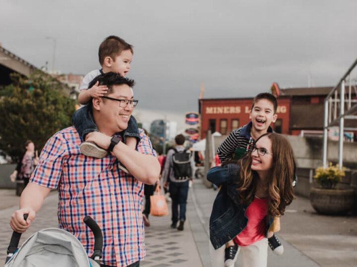 Spend the Day at Pier 57 in Seattle with Kids