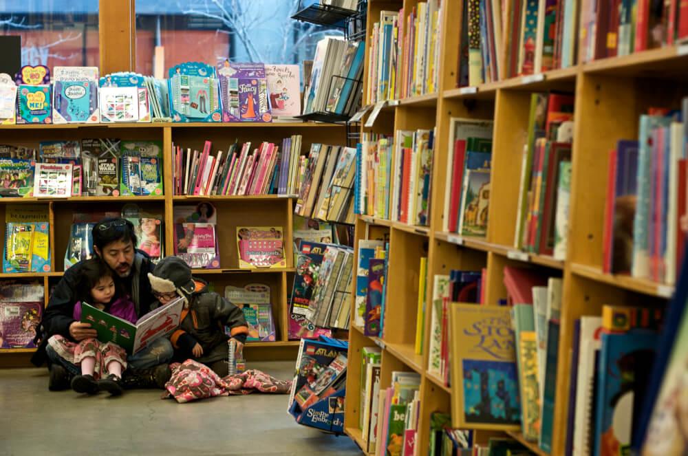 alyssa sm powells bookstore - HD1400×786