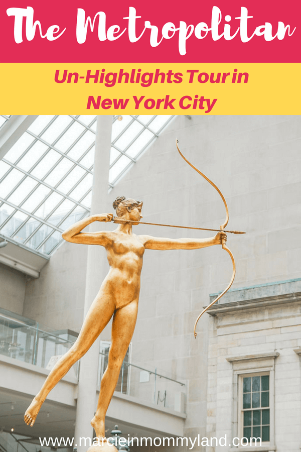 New York City's coolest tour is the Museum Hack Un-Highlights Tour of The Met in New York City #themetropolitan #themetropolitanmuseumofart #themet #nyc #newyorkcity #museumtour #museumhack