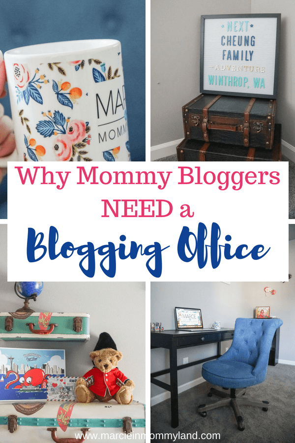 Are you a top mommy blogger? See why you need to create a home office for blogging at home #blogoffice #homeoffice #momblog #mommyblog #mommyblogger #momblogger