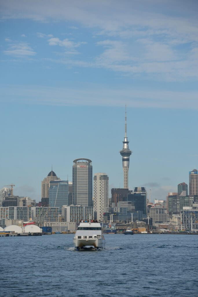 Photo of Auckland, New Zealand during a New Zealand 16 day itinerary with kids. | new zealand itinerary with toddler or preschooler