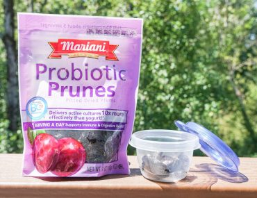 Photo of Mariani Probiotic Pitted Prunes #marianisuperprunes