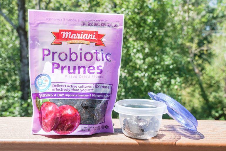 Photo of Mariani Probiotic Pitted Prunes #marianisuperprunes