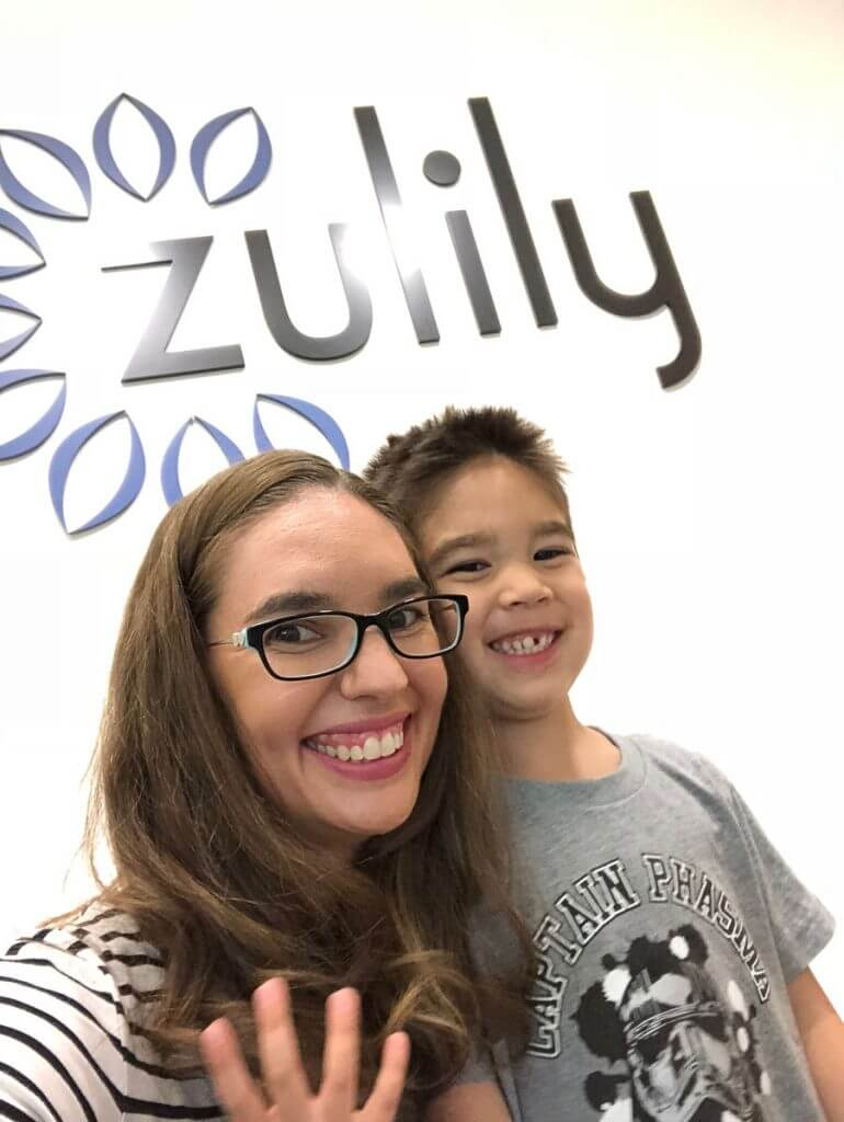 Photo of the Zulily Seattle Headquarters in Washington State #zulily #zulilyheadquarters #seattle #seattlewa #belltown