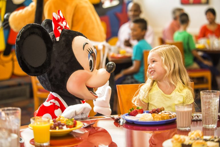 Disney is known for making Disney vacations extra special with Disney Pixie Dust! #disney #disneysmmc #pixiedust