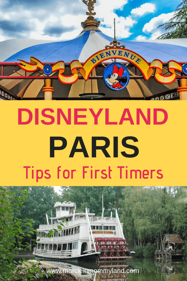 Are you heading to Disneyland Paris for the first time? Get insider DLP hacks and tips for first timers. Click to read more or pin to save for later. www.marcieinmommyland.com #disneylandparis #disney #disneysmmc #disneymom #disneytips #pariswithkids #europe