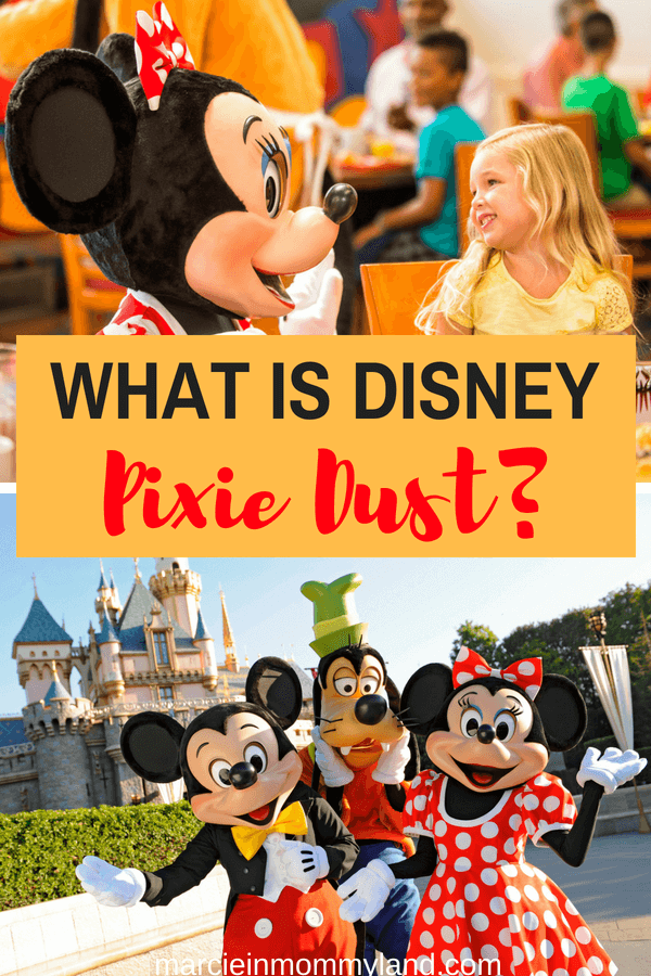 So, what exactly is Disney Pixie Dust? See how Disney Cast Members make Disney vacations extra special with these heartwarming stories. Click to read more or pin to save for later. www.marcieinmommyland.com #disney #disneysmmc #disneypixiedust #magicalmoments #familytravel #disneyvacations