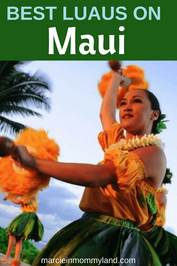 Looking for fun things to do in Maui? Why not find out about the best luaus on Maui, including Wailea luaus, Kaanapali luaus and Lahaina luaus. Click to read more or pin to save for later. www.marcieinmommyland.com #hawaiitravel #hawaii #lahaina #wailea #kaanapali #maui #mauihawaii #luau #hawaiianluau #hula
