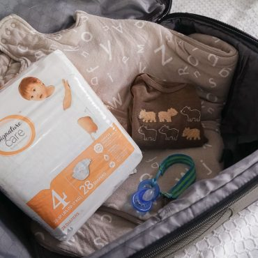 Memorable Family Travel Moments + Essentials for Traveling with a Baby