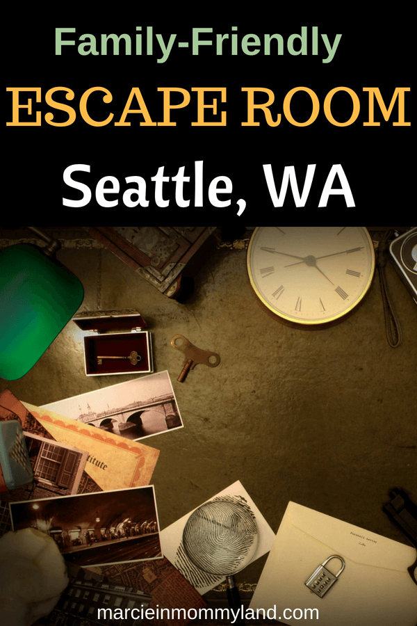 Looking for a Seattle escape room or fun things to do in Seattle with kids? Ninja Escape, an escape room in Seattle offers family-friendly escape room missions and Seattle kids birthday parties. Click to read more or pin to save for later. www.marcieinmommyland.com #seattle #seattlewa #escaperoom #seattleescaperoom #escaperoomseattle #seattlewithkids #thingstodoinseattle