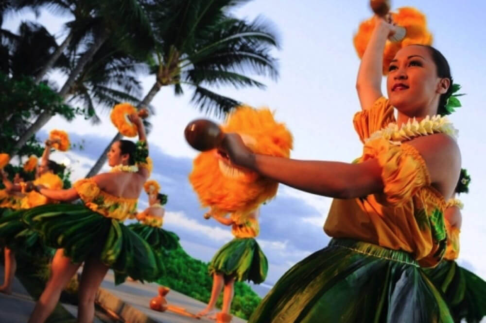 Image result for luau maui