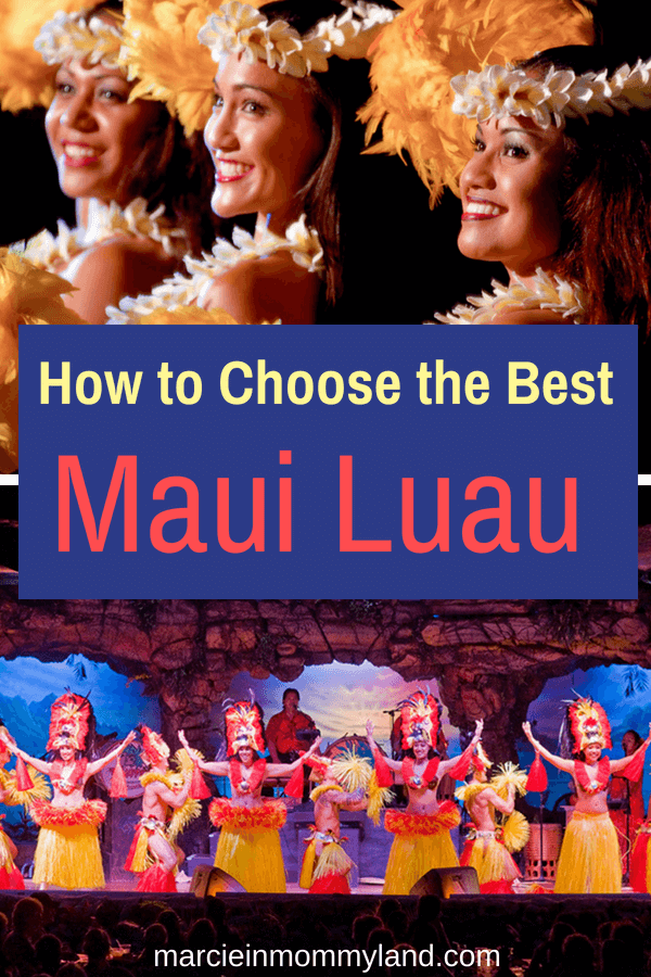 Wondering how to choose the best Maui luau? Compare all the luaus in Maui with this helpful post featuring Lahaina luaus, Kaanapali luaus, Wailea luaus, and even one in Kihei! Click to read more or pin to save for later. www.marcieinmommyland.com #maui #visitmaui #mauiluau #luau #hawaiianluau #thingstodoinmaui #mauiwithkids #mauiattractions #gohawaii #visithawaii #familytravel