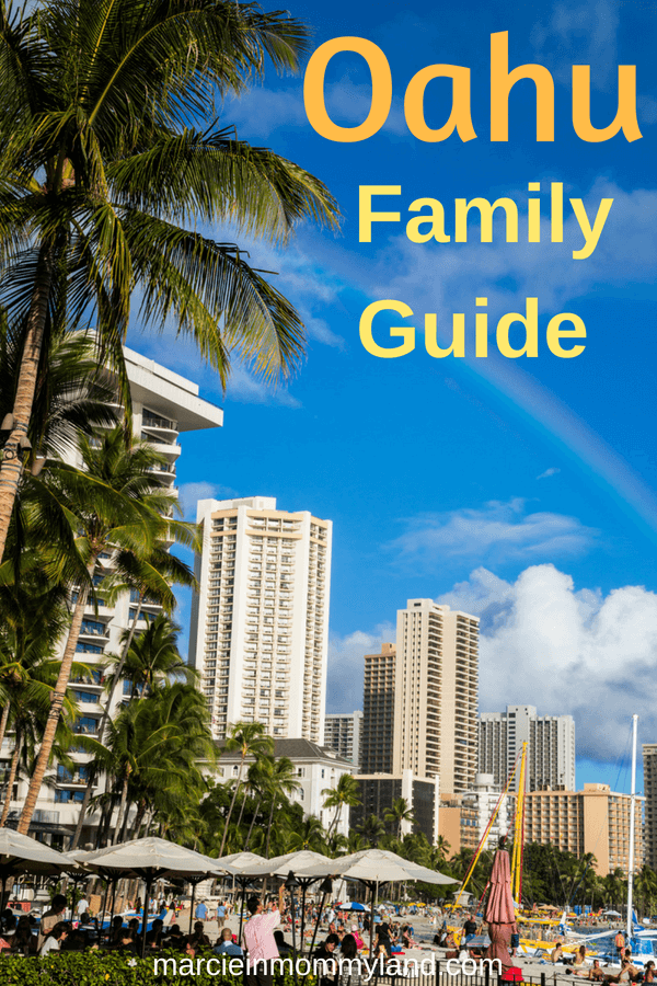 Heading to Oahu, Hawaii for your next family vacation? Get the scoop on the best Oahu resorts for families, best kid-friendly hikes on Oahu, what to do in Oahu with kids, and more! Click to read more or pin to save for later. www.marcieinmommyland.com #oahu #oahuguide #oahutips #honolulu #waikiki #hawaii #familytravel