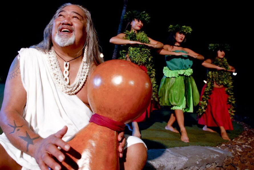 Photo of Old Lahaina Luau, one of the best luaus in Maui and one of the top things to do in Maui | lahaina luau maui