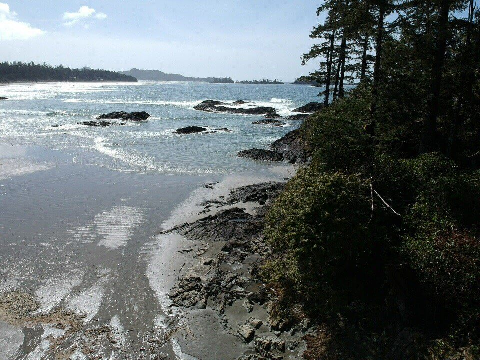 Photo of Tofino, British Columbia in the Pacific Northwest on the Western Coast of Canada #tofino #explorebc #britishcolumbia #canada #pnw #pacificnorthwest