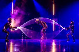 Photo of Cirque du Soleil VOLTA at Marymoor Park in Redmond, WA (which is their 15th Cirque de Soleil performance) #cirquedusoleil #volta #pnw #seattlewa #redmondwa
