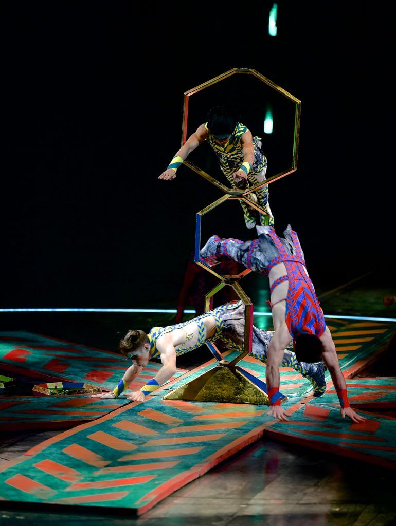 Photo of VOLTA by Cirque du Soleil, which is currently playing at the Big Top at Marymoor Park near Seattle, WA #VOLTA #Cirquedusoleil #Cirquedesoleil