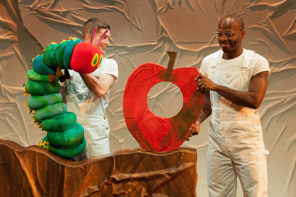23d3cf919d81 Toddlers + Preschoolers will LOVE The Very Hungry Caterpillar Show!
