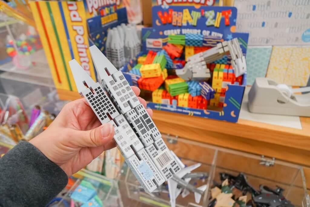 Photo of a travel toy for kids #traveltoy #familytravel #toddlertoys