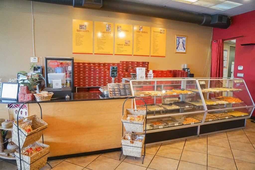 Photo of Punjab Sweets, an Indian restaurant and bakery in Kent, WA #punjabsweets #visitkentwa #indianfood #indianbakery