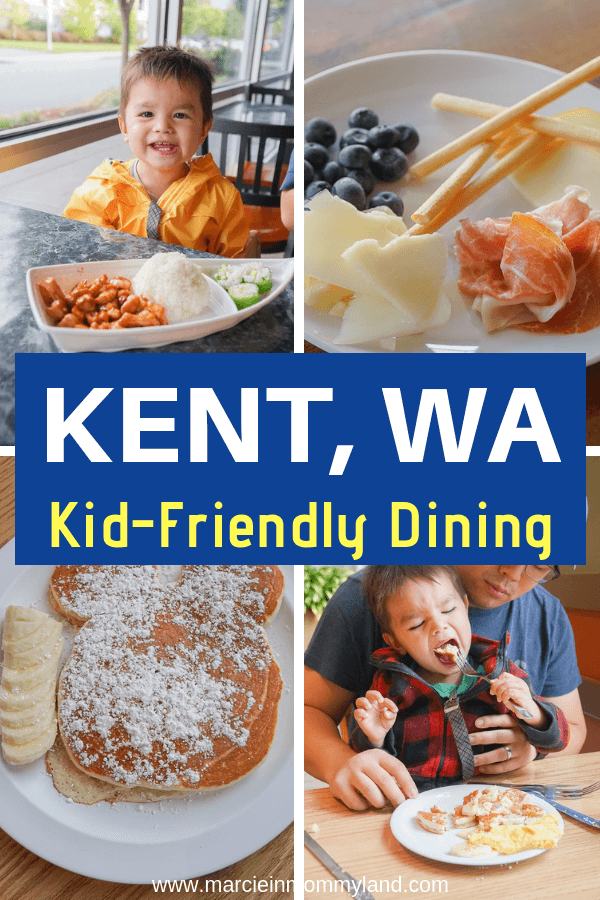 Did you know Kent, WA (just outside of Seattle) is known for their international cuisine? Find out where to take your kids for famliy-friendly dining with an international twist! Click to read more or pin to save for later. www.marcieinmommyland.com #visitkentwa #kidfriendlyrestaurants #familyfriendlydining #pnw #familytravel