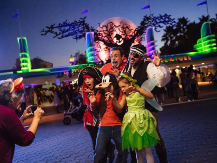 Disneyland Halloween Festivities for 2019