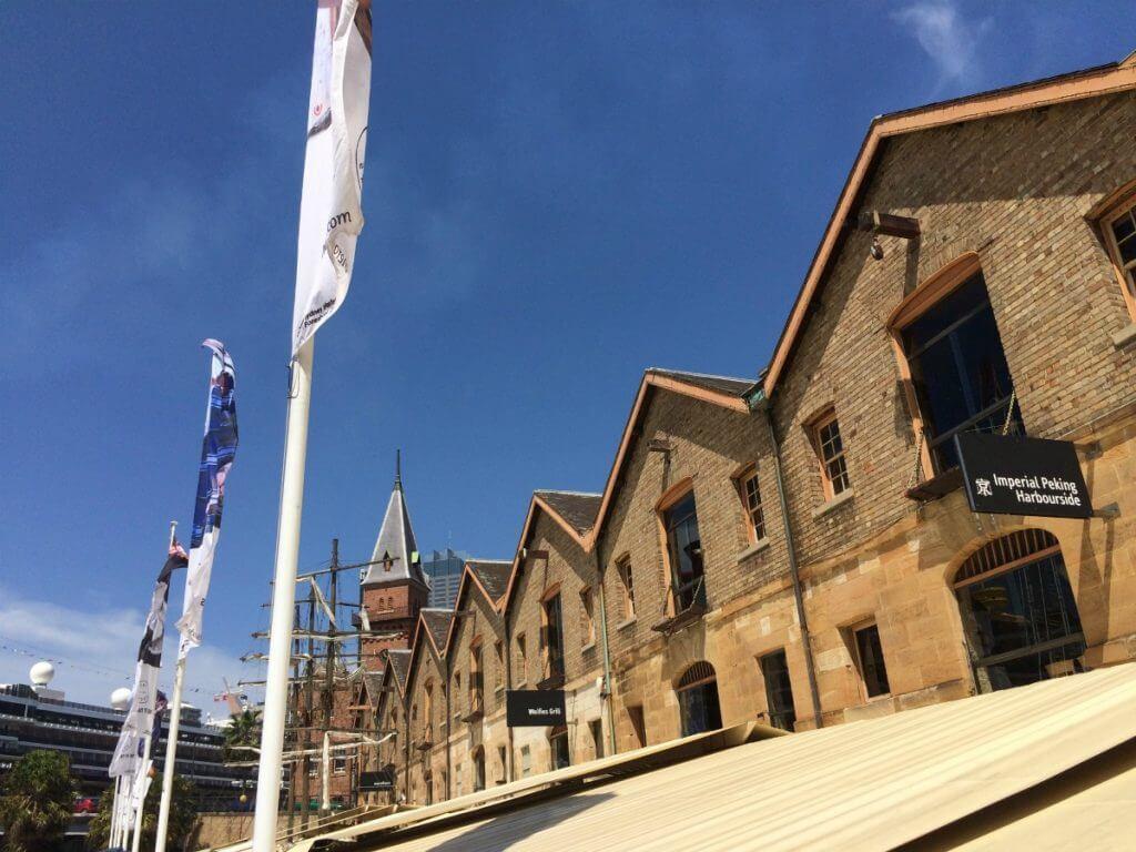 Photo of The Rocks historic precinct in Sydney, Australia #familytravel #sydney #australia