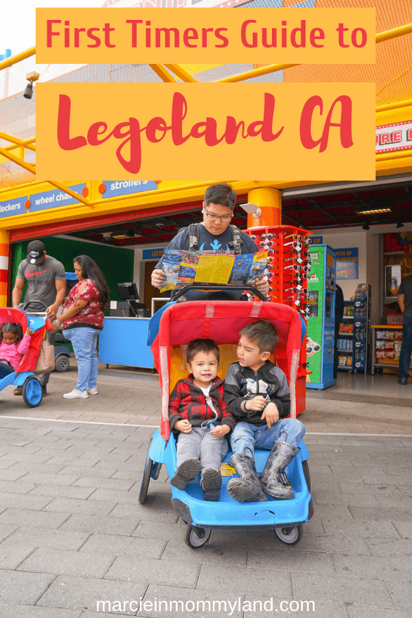 If you are planning your first trip to LEGOLAND California, this guide will show you where to stay, how to get LEGOLAND deals, plus a one day itinerary! Click to read more or pin to save for later. www.marcieinmommyland.com #legoland #legolandca #sandiego