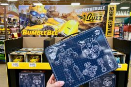 Photo of Transformers Bumblebee products at Fred Meyer Stores #fredmeyer #bumblebeemovie