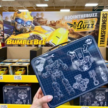 Transformers Bumblebee Toy Has Arrived at Fred Meyer!