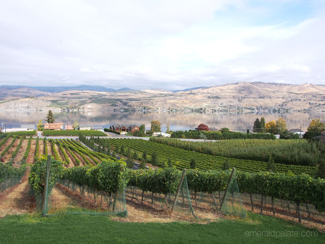 Photo of Lake Chelan in Washington State, a top place for wine tasting #lakechelan #washington #winery