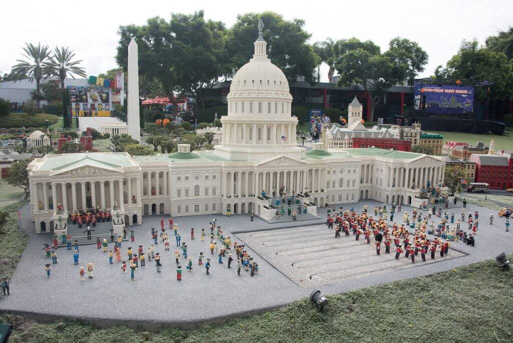 My LEGOLAND tip is to save time to explore MINILAND USA at LEGOLAND California! #legolandca #miniland #lego